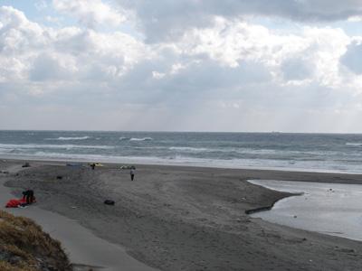 爆風の浜野