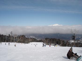 チャオ御岳