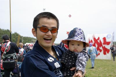 浜松祭り@凧場