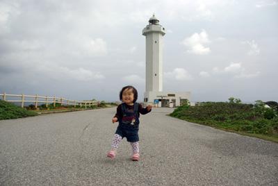 平安名崎灯台
