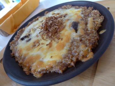 石垣牛チーズカレー