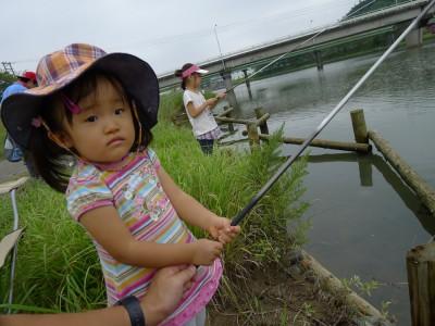釣り開始!